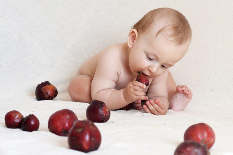 Rozszerzenie diety niemowląt
