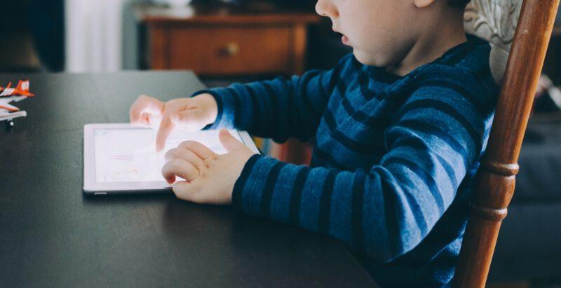 Edukacja dziecięca – tablet dla dzieci