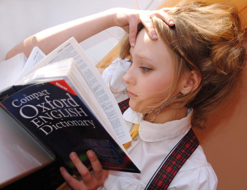 Nauka języka dziecka
