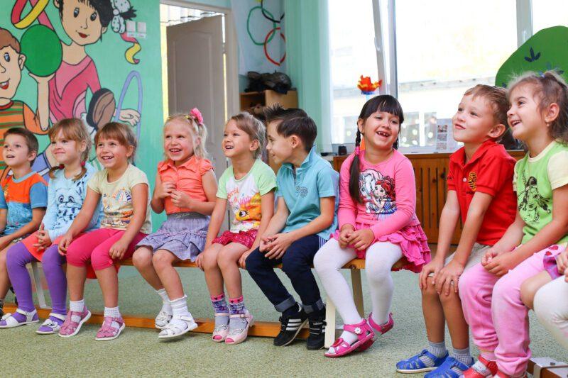 W nowym środowisku  – dziecko w przedszkolu