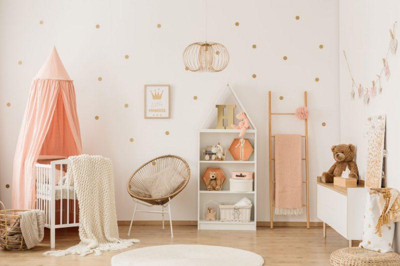 Modne i stylowe naklejki do pokoju dziecka