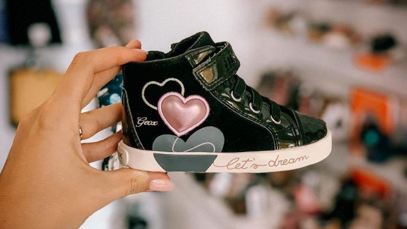 najzdrowsze buty dziecięce
